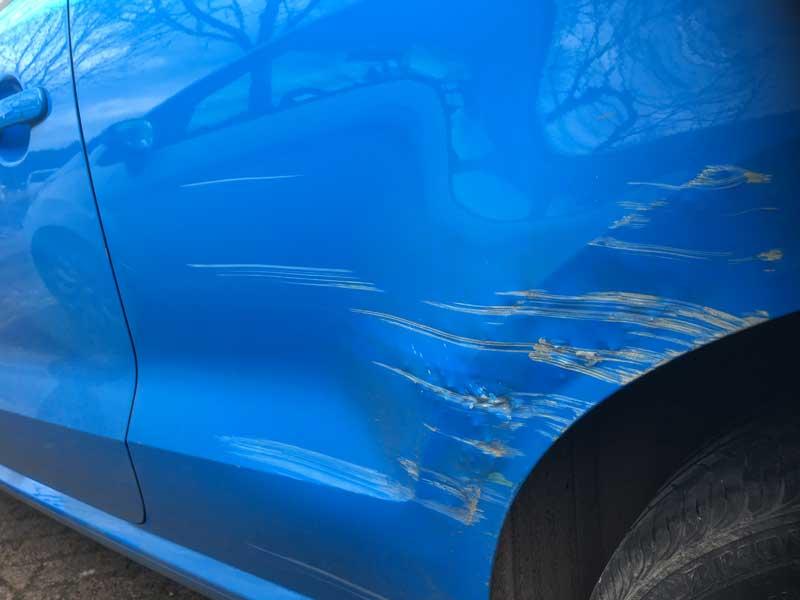 Car Scratch Repair Guide