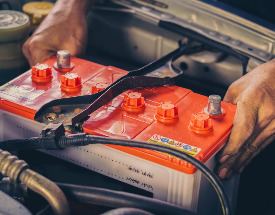 Car Battery Care When Not In Use