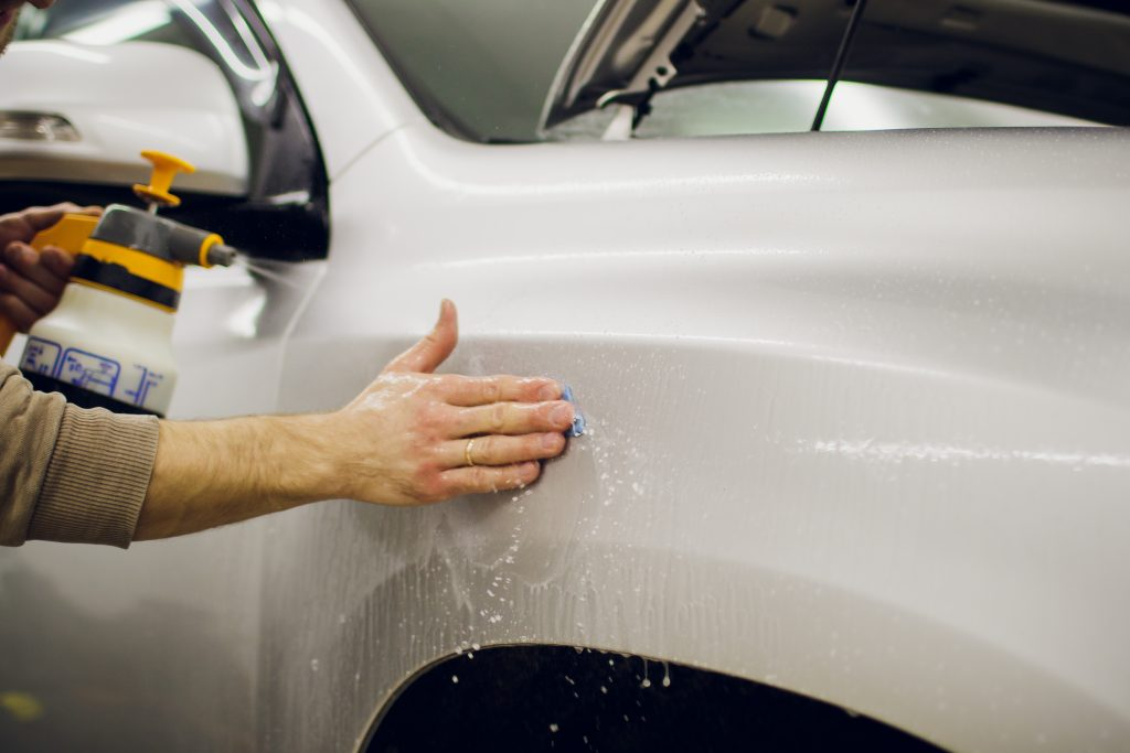 Mobile Paint Chip Repair Netherfield